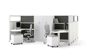 The Stride line of office furniture from Allsteel is designed to be adapted and adjusted to any work environment and to individual needs and preferences. On the sustainability front, all of the energy used in production of the furniture was offset by the purchase of renewable energy certificates. Nearly all of the materials used contain recycled content, the entire panel selection is Cradle to Cradle Silver certified, the panels offer an alternative to particleboard and are made of agricultural fibers. The company also has reuse and recycle programs in place to repurpose furniture that has reached the end of its useful life.  allsteeloffice.com