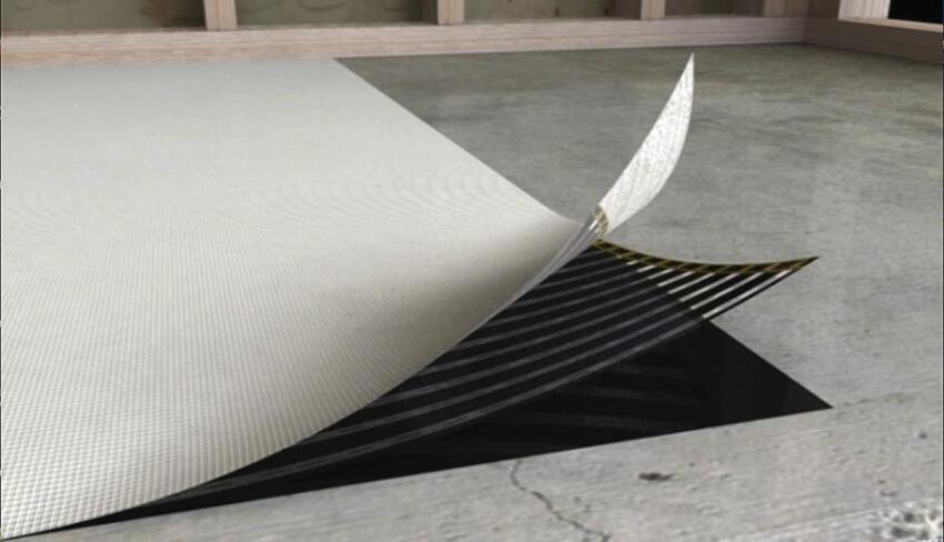 Protecto Wrap Peel & Heat Complete Underlayments