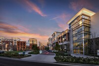 Luxury Apartments at San Diego Multi-Use Development Near Full Occupancy