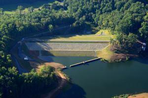 Ragged Mountain Dam