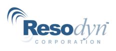 Resodyn Corp. Logo