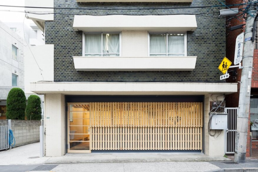 Photography: Masao Nishikawa © Hiroki Tominaga Atelier