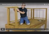 CableRail Assemblies Installation Video - Level Wood Railing