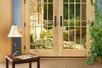 Weather Shield Premium Series Hinged Patio Doors