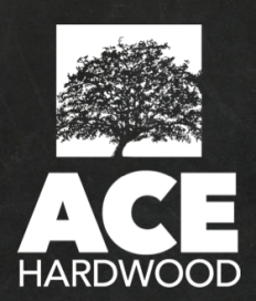 Ace Hardwood Flooring/The Mesquite Collection Logo