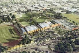 Rancho Cienega Sports Complex