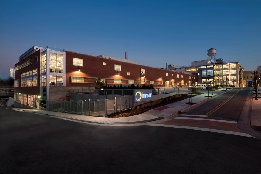 Inmar Corporate Headquarters, Winstom-Salem, N.C., by Design Collective