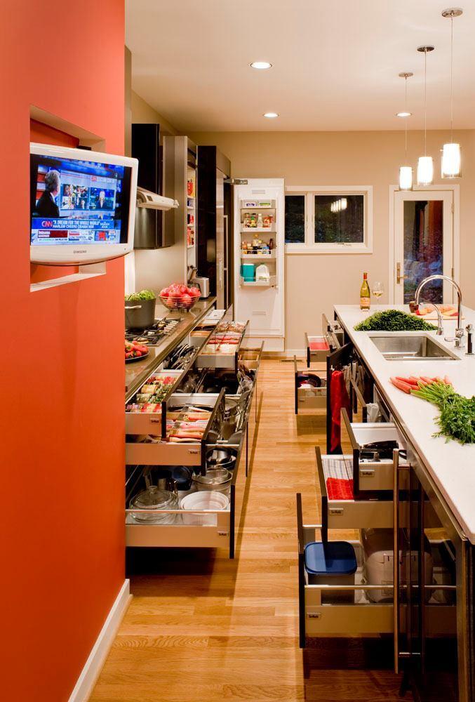 10 Great Kitchens Builder Magazine Design Cabinets