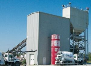 Titan America's Clear Brook, Va., plant earned a Silver rating in NRMCA's Sustainable Concrete Plant Certification program.