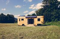 Tiny Trailers for Living Large Off-the-Grid