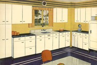 A Timeline of Modern Kitchen Design