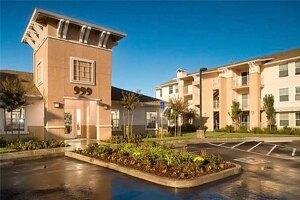 North Avenue Apartment Homes in Sacramento.