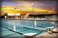 Clovis North High School Aquatics Complex