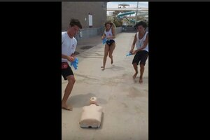 Announcing the 2016 AI Summer Lifeguard Challenge Overall Winner