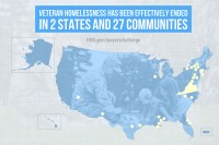 Veteran Homelessness Continues to Decline