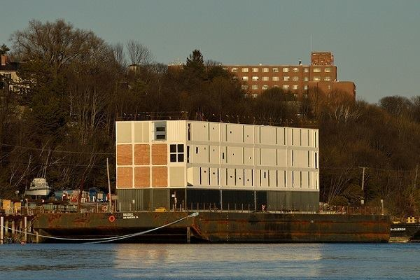 The Google Barge