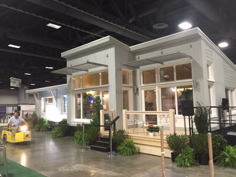 Greenbuild Unity Home, Washington, D.C. convention center