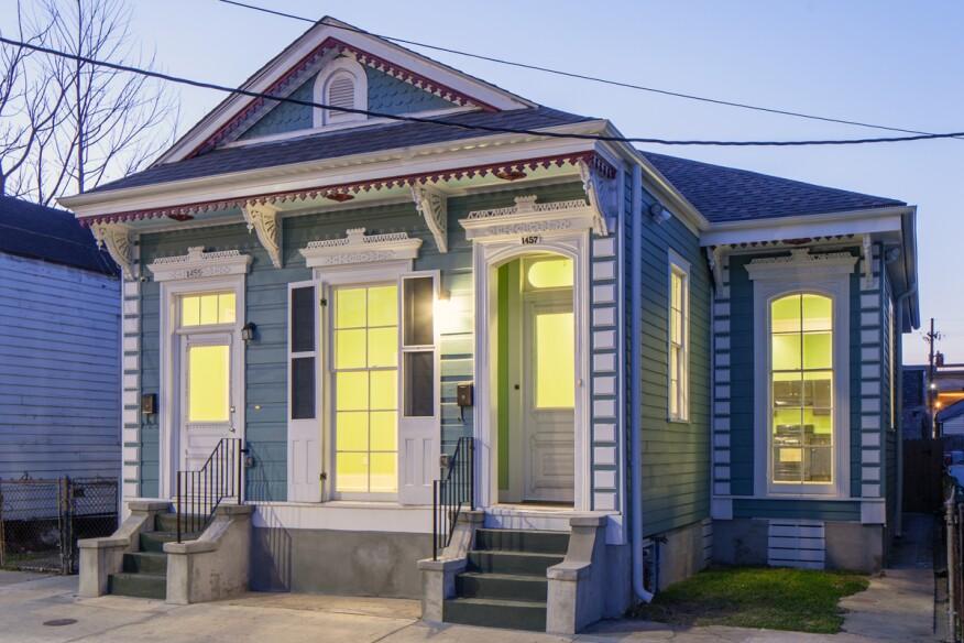 Iberville Offsite Rehabs I & II—New Orleans, LA
