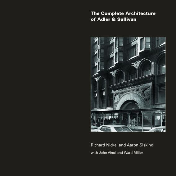 Book Review: The Complete Architecture of Adler & Sullivan