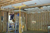 Hanging Drywall with a Crew of One