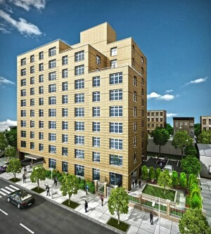 Grace Terrace will soon open its doors to seniors in Mount Vernon, N.Y. The new development features 21 units for residents earning no more than 30% of the area median income (AMI), 21 units for residents earning no more than 40% of the AMI, and 24 units for residents earning no more than 50% of the AMI.