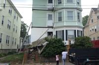 Carpenters Hurt in Deck Collapse