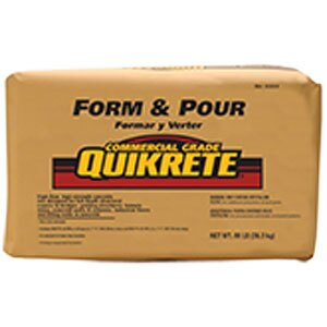 QUIKRETE Form and Pour