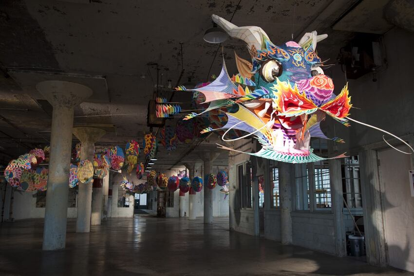 Ai Weiwei Designs Exhibition for Alcatraz Island