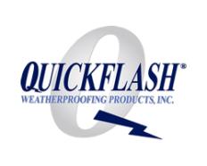 Quickflash Weatherproofing Products Logo
