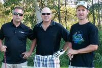 UV Firm Golfs for Charity