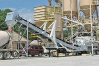 Industry Choice: Liebherr Concrete Technology + Mobile Twin Shaft