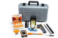 Moisture Measurement Kit for Floors