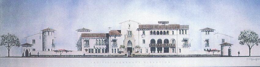 Mansion Condominiums at Playa Vista, Los Angeles