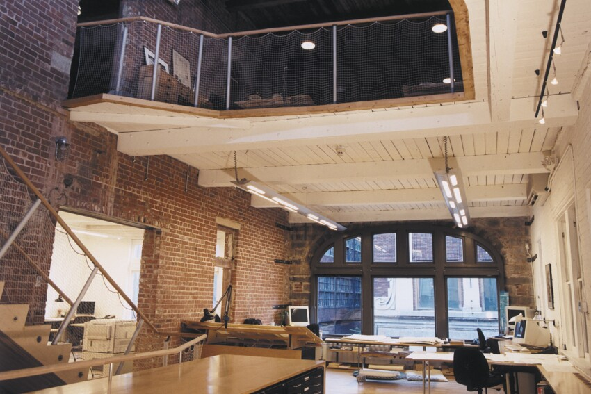 Workspace: Gray Organschi Architecture