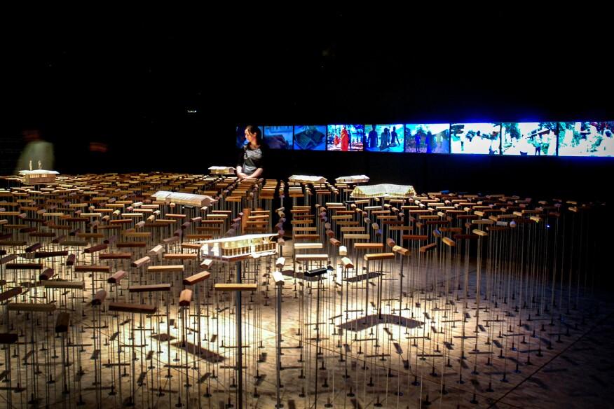 Arsenale Pavilion at the 2016 Venice Architecture Biennale