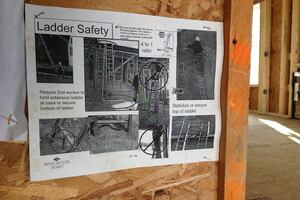 Mystery Inspector Looks at Ladder Safety