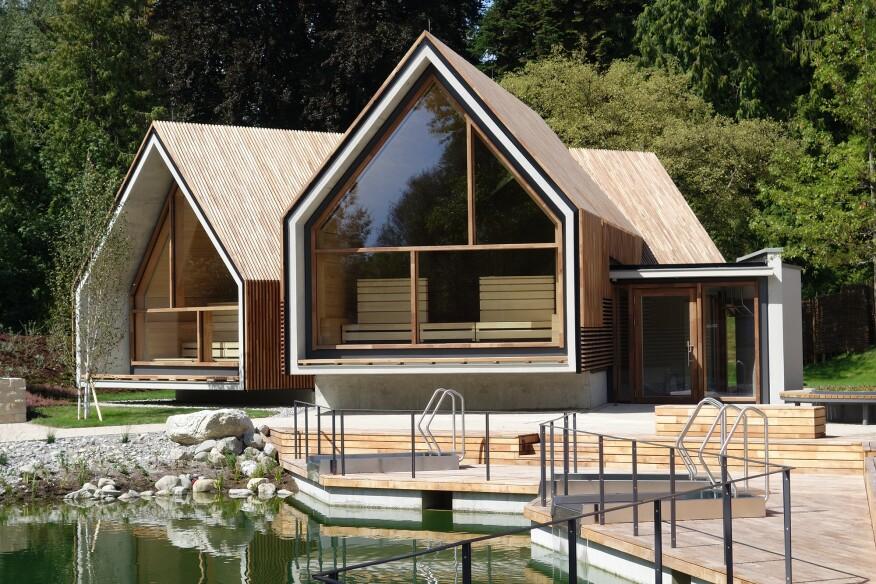 Infusion sauna