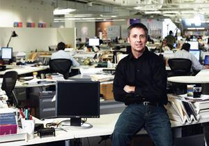 """John Gilmore, who runs Life at HOK from the firm's St. Louis office and is a senior writer in the corporate communications group, gives all credit for the blog's popularity to the contributors: """"They've run with it and are showing the world who they are, which is what we wanted them to do."""""""
