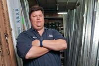 Andy Haase, Shell Lumber & Hardware, Miami