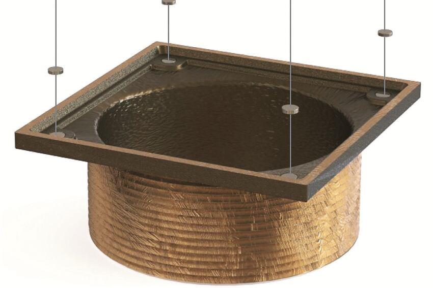 Watermark Designs Designer Shower Drains
