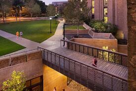 Morse and Ezra Stiles Colleges