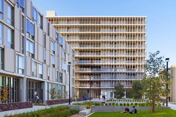 2013 AIA COTE Top Ten Green Project: The Charles David Keeling Apartments in La Jolla, Calif., designed by KieranTimberlake