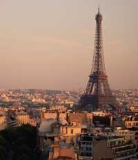 Paris tops the list of hot spots for overseas real estate.