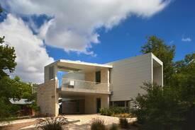 Shoal Creek residence