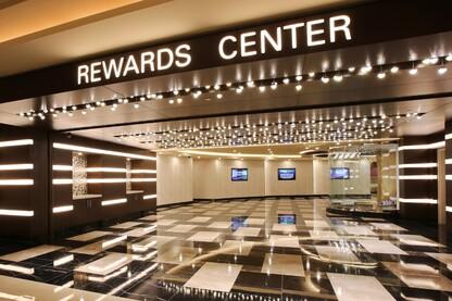 Tropicana Concourse + Rewards Center