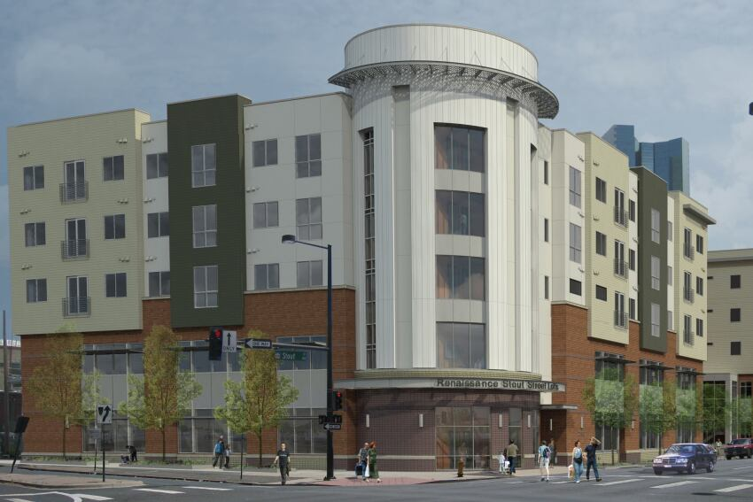 Housing and Health Center Break Ground in Denver