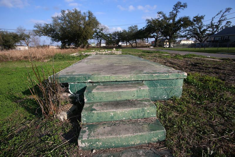 Seven Years After Katrina, New Orleans Ninth Ward Still Struggling