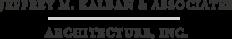 Jeffrey M. Kalban & Associates Architecture Logo