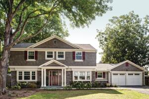 Exterior Expression: Designed Exterior Contest Winner Remodels Virginia Home | Remodeling ...