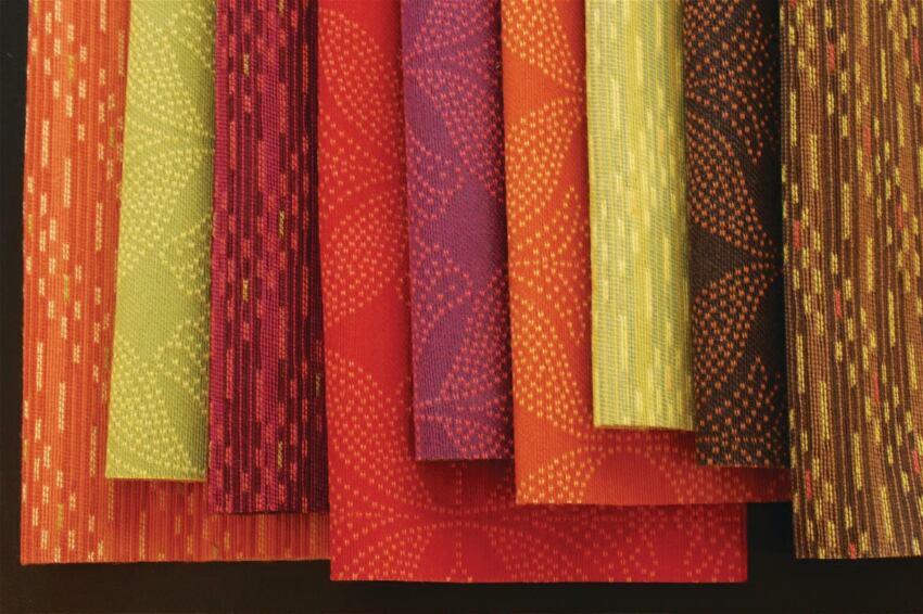 India-Inspired Fabrics Use Post-Consumer Fibers